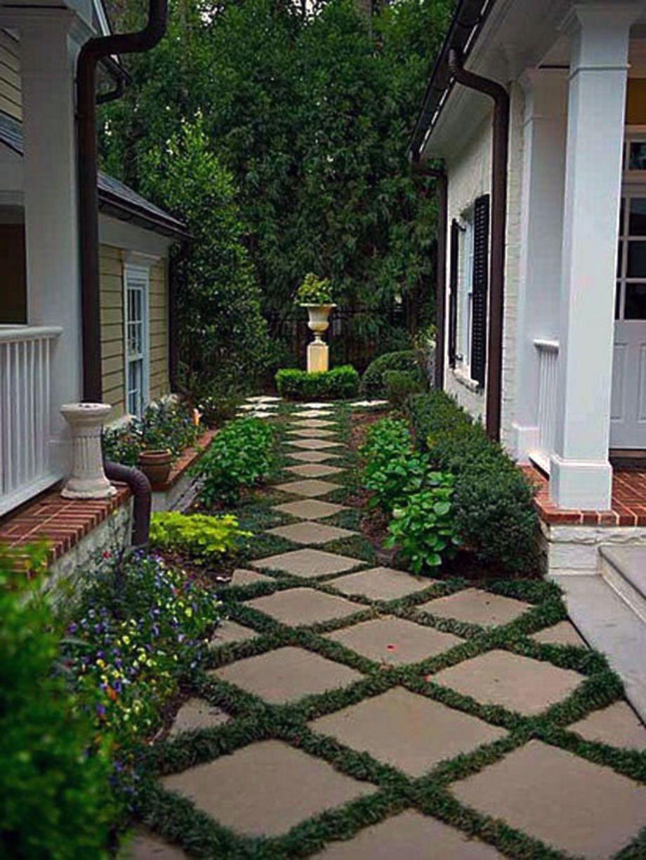 36 Magnificent Budget Garden Paths Ideas For Your Garden