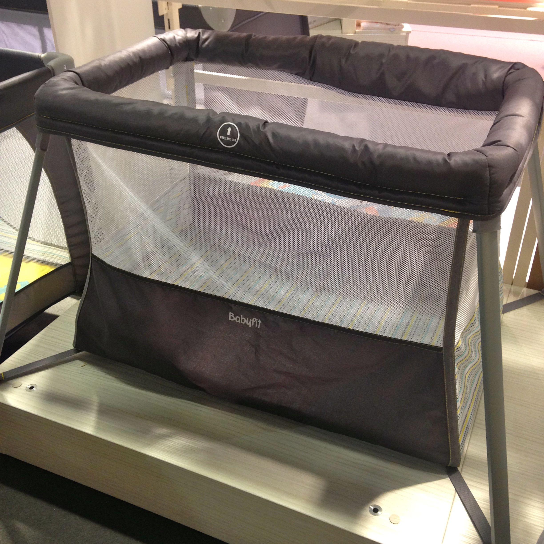 Le lit nomade Zig Zag de Babyfit par Autour de bébé Disponible