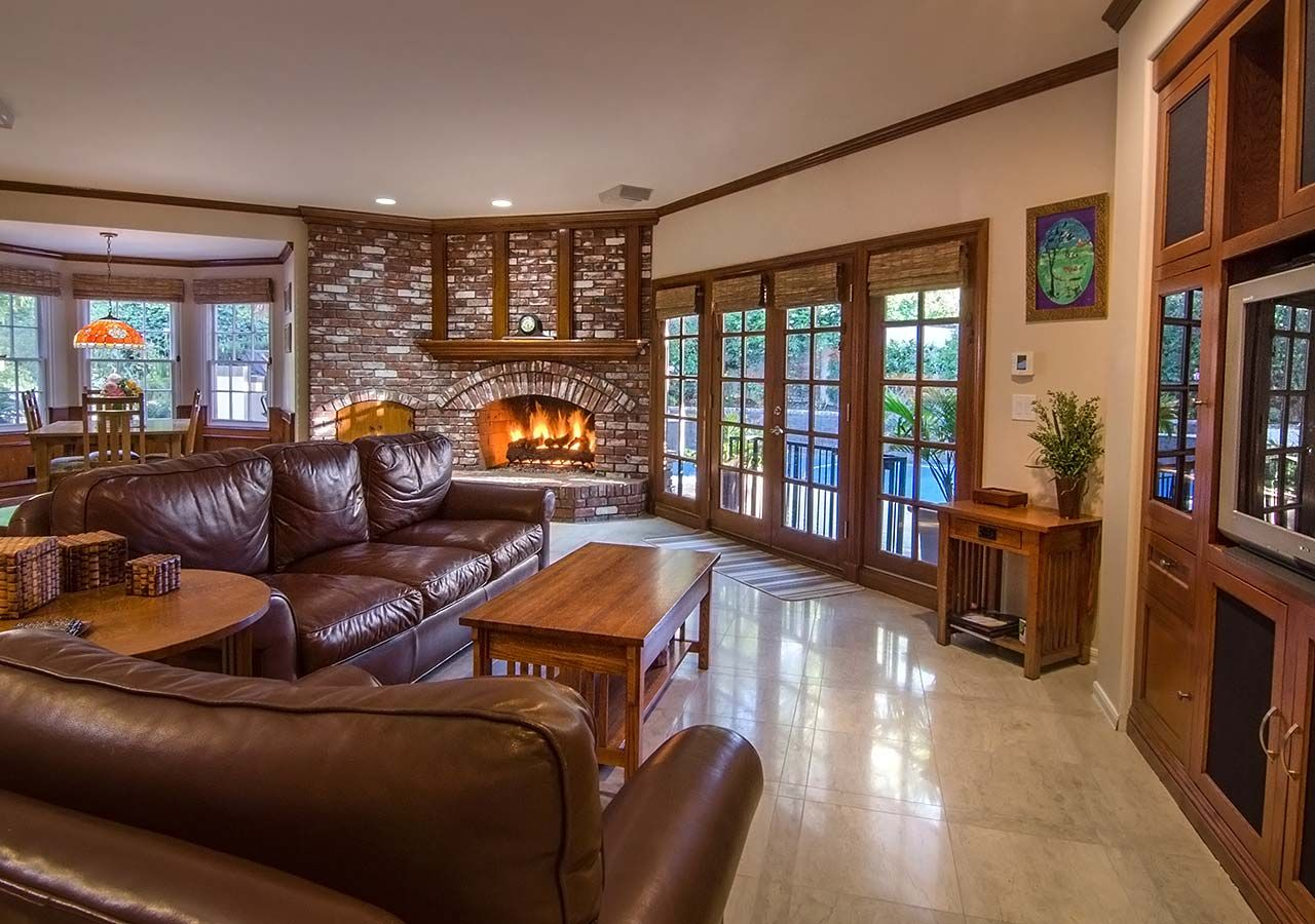beautiful living room ideas with brick fireplace and tv trendy