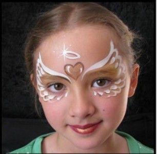 R sultat de recherche d 39 images pour modele maquillage facile pour anniversaire enfants - Maquillage halloween pour petite fille ...