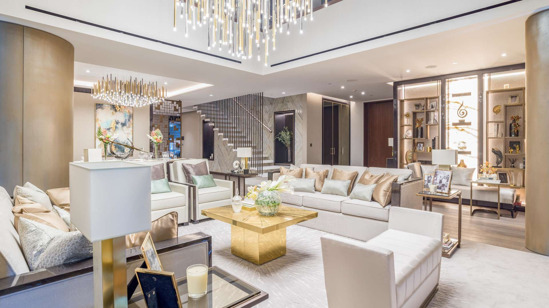 5 Bedroom Penthouse for sale in One Palm. Dubai