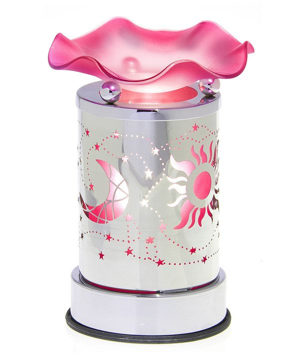 Look what I found on #zulily! Pink Sun & Moon Tabletop Aroma Lamp by Lamps of Aroma #zulilyfinds