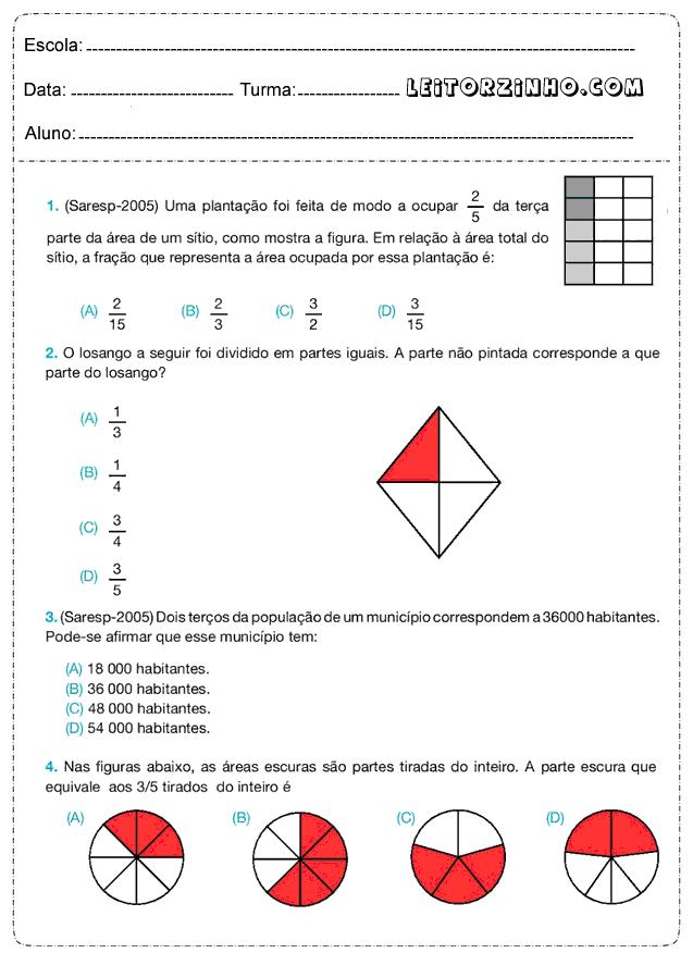 Pin Em Matematica Descomplicada