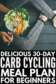 Photo of Die Carb Cycling Diät für Anfänger: 30 Tage Carb Cycling Rezepte