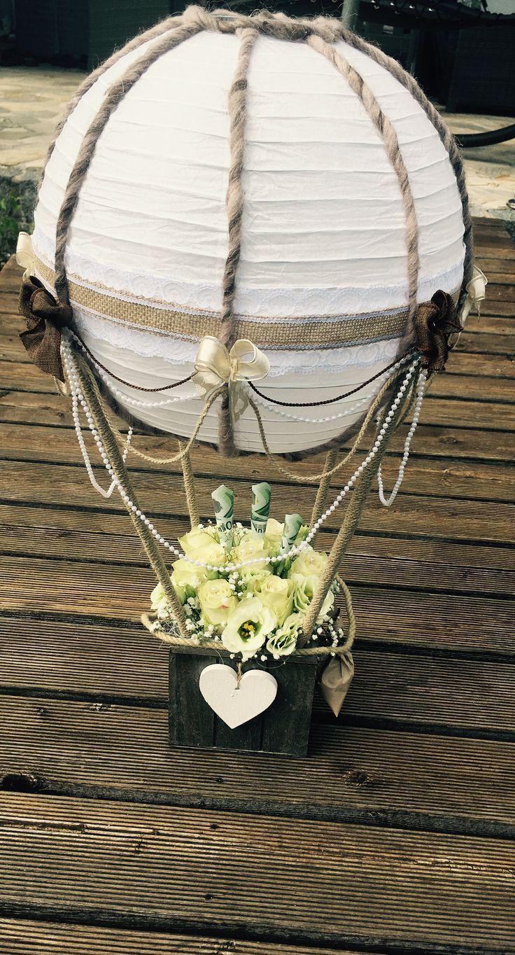 Hochzeit Ballon Geschenk – Bilder Hochzeit