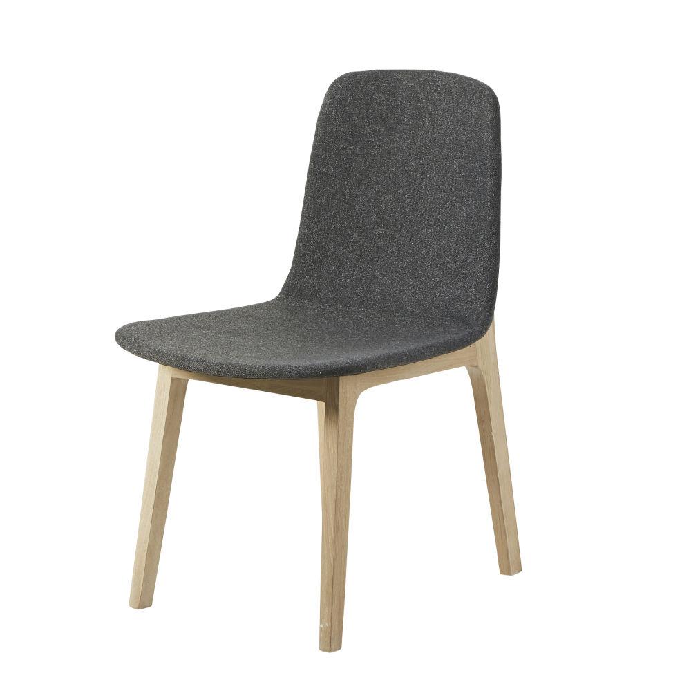 Assises Chaise Grise Chaise Et Maison Du Monde