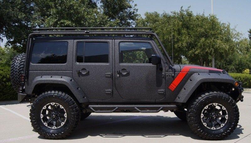 Lone Star Conversions Dealer Denton, Texas Jeep