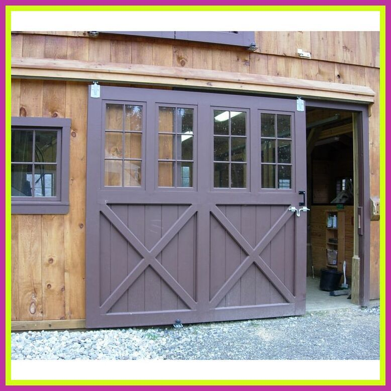 76 Reference Of Barn Style Garage Door Images In 2020 Exterior Barn Doors Barn Style Garage Doors Barn Door Garage