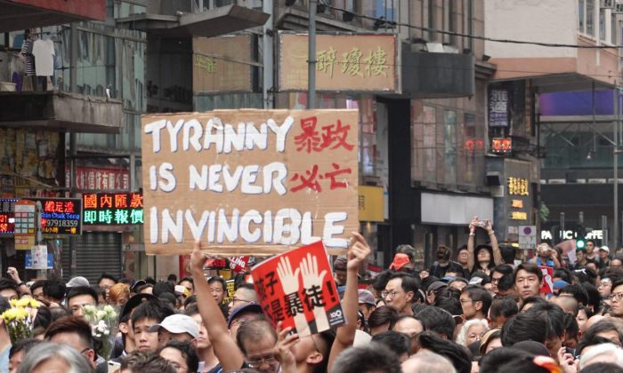 Hong Kong Is Now A Global Symbol Of Resistance Against China