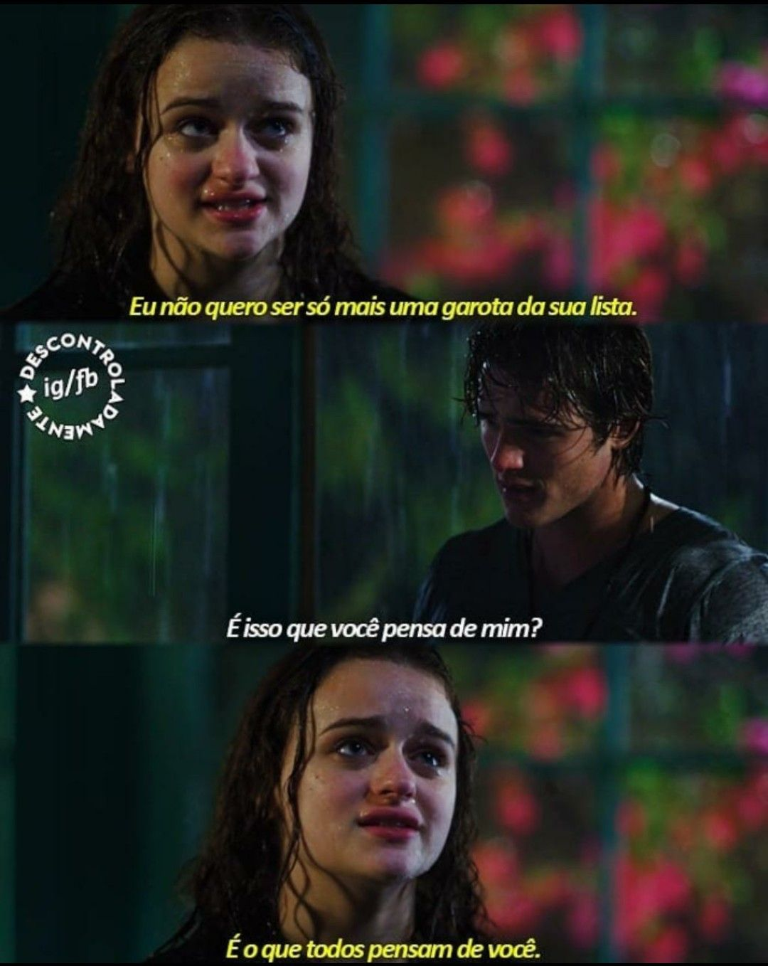 A Barraca Do Beijo Frases De Livrosseriesfilmes Etc