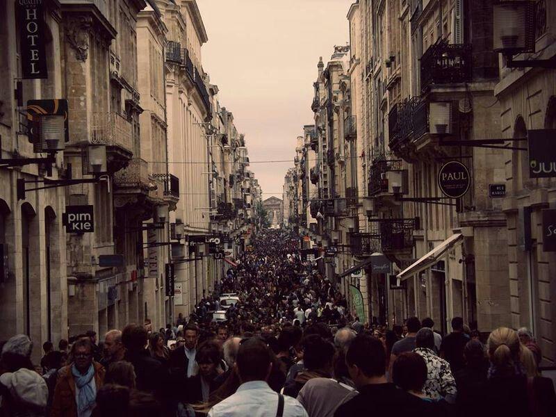 Calle de Burdeos