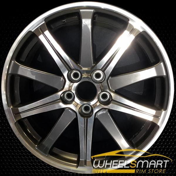 "19"" Acura TL OEM Wheel 2009-2014 Polished Alloy Stock Rim"