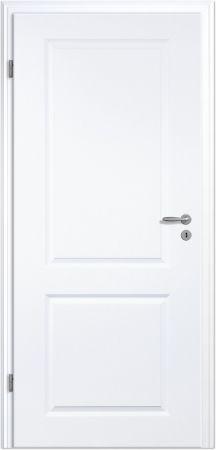 Türenheld: Blanco 1FS Stiltür Weißlack Komplettelement Profilzarge
