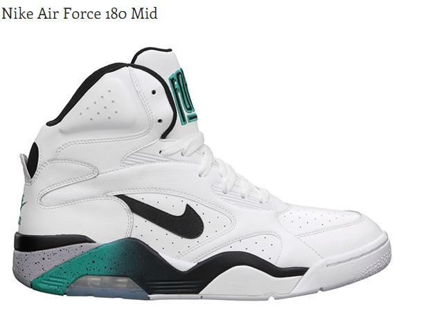 check out 82b5f 0138d Nike AIR FORCE 180