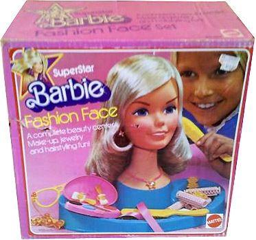 Superstar barbie fashion face 99