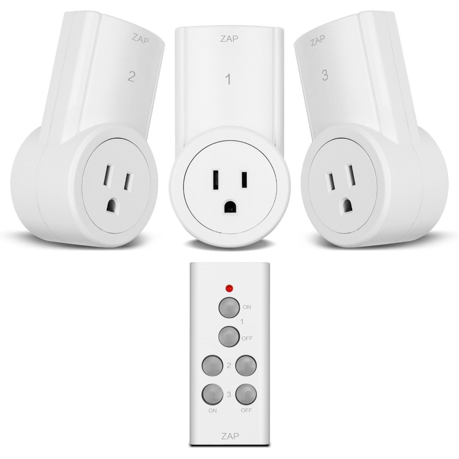 Amazon.com: Etekcity Wireless Remote Control Electrical Outlet ...