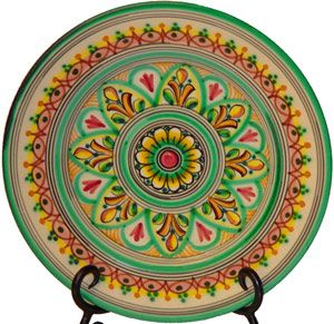Hand-painted ceramic plate from Spain  sc 1 st  Pinterest & Hand-painted ceramic plate from Spain | Plates. | Pinterest ...