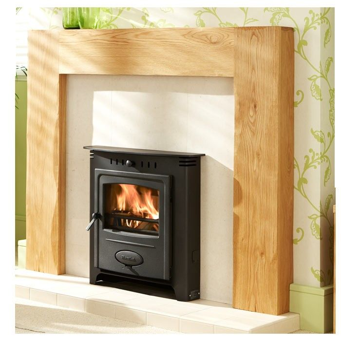 The British Made Solution 5 Inset Stove From Hamlet Stoves