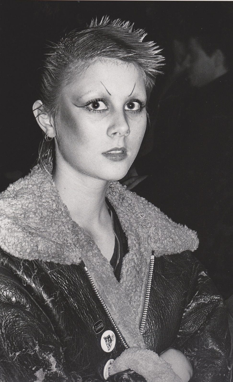 Derek Ridgers' London Youth, At Billy's, 1979