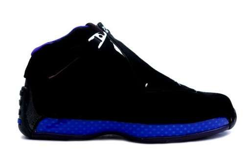 6dc498eb495 Air Jordan 18 (XVIII) Original (OG)-Black / Royal Blue-395 | Jordans ...