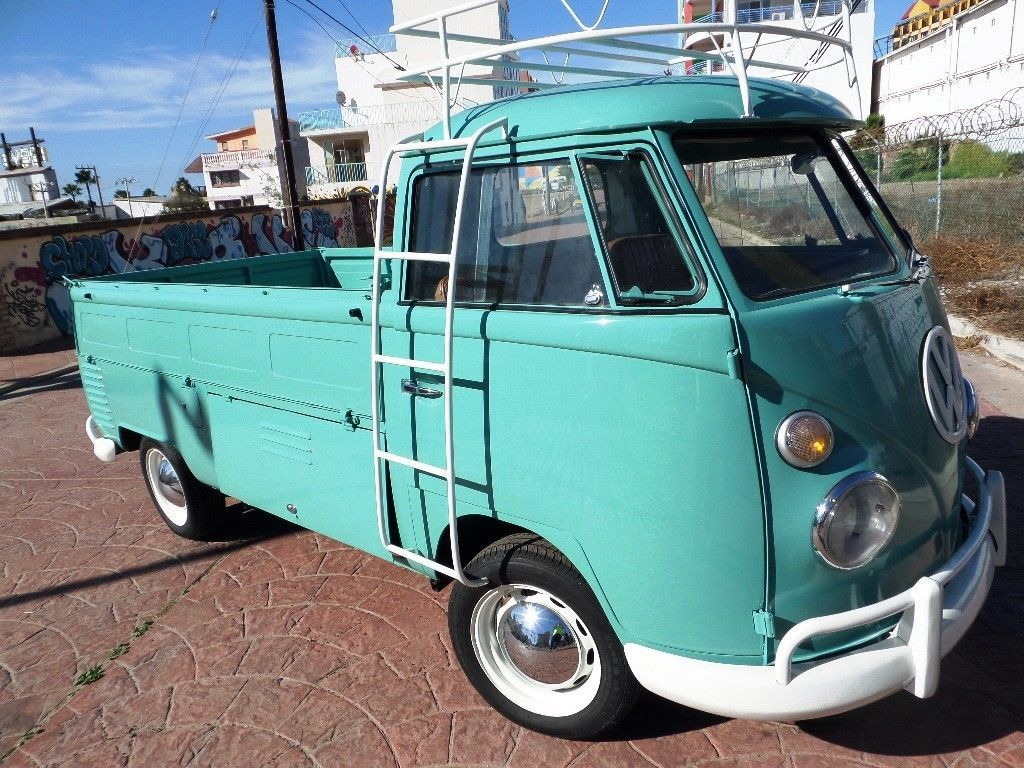 Volkswagen Bus Vanagon Single Cab | eBay