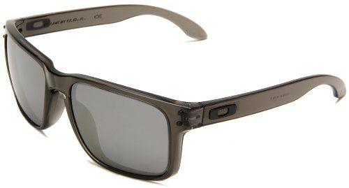 3e07fe92c19 Oakley Mens Holbrook OO9102-24 Iridium Sunglasses