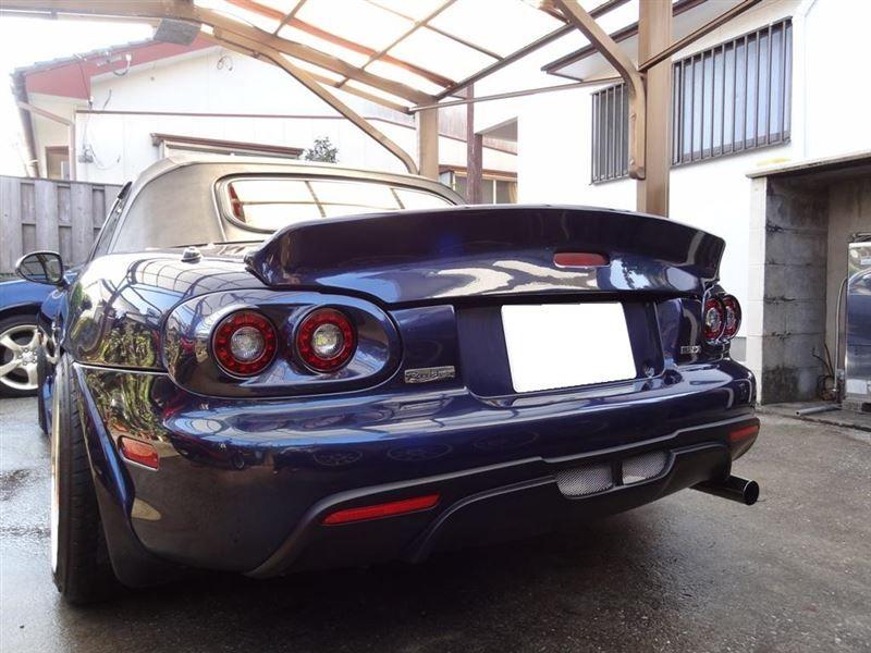 THEE Aftermarket Headlight & Tail Light Thread | Miata ...