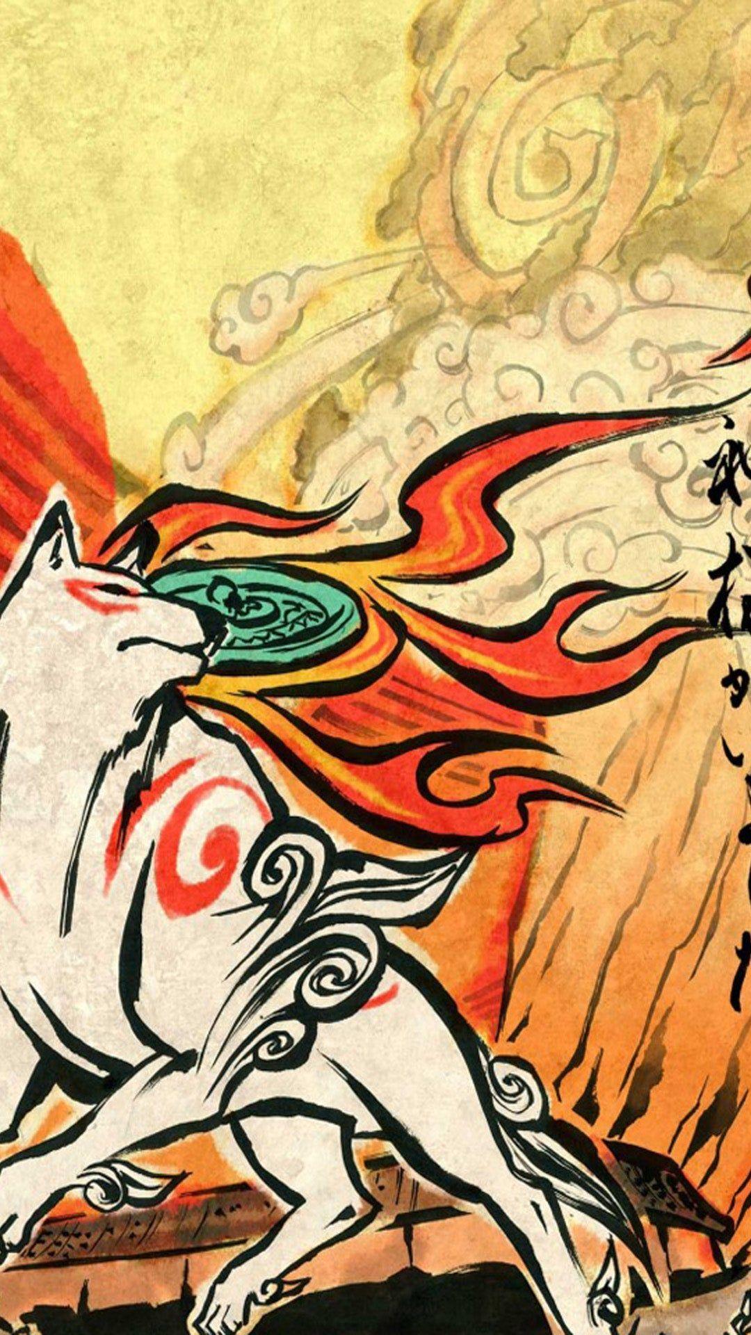 Okami 1920x1080 Okami Movie Wallpapers Japanese Mythology