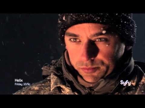 Hottie Mark Ghanime plays Major Sergio Balleseros on SyFy's Helix.