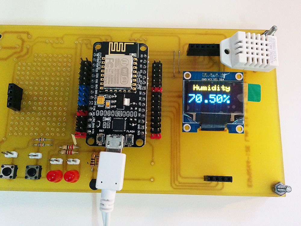 Android and ESP8266 IoT with FireBase Realtime Database | Arduino