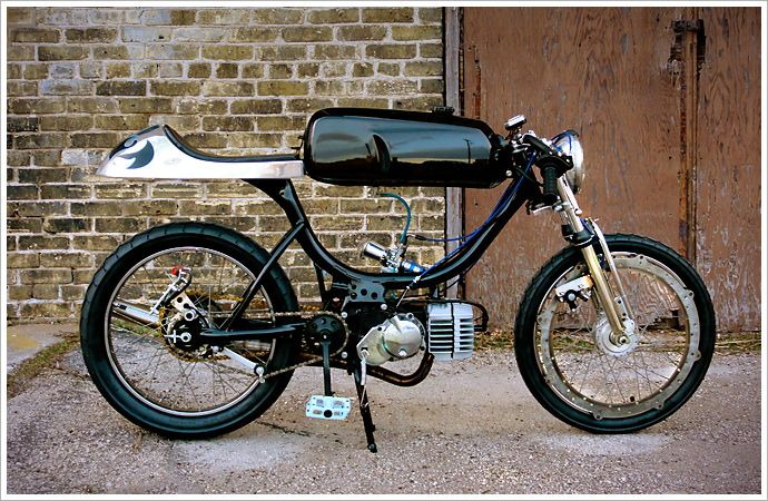 1978 j.c. penny pinto - 'the baby maker | motorbikes, mopeds and