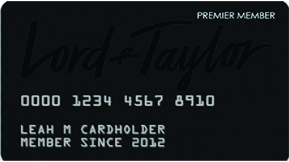 Lord And Taylor Credit Card Faq March 2020 Credit Card Icon
