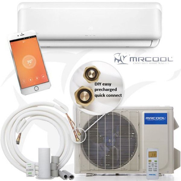 Mr Cool Diy Series Ductless Mini