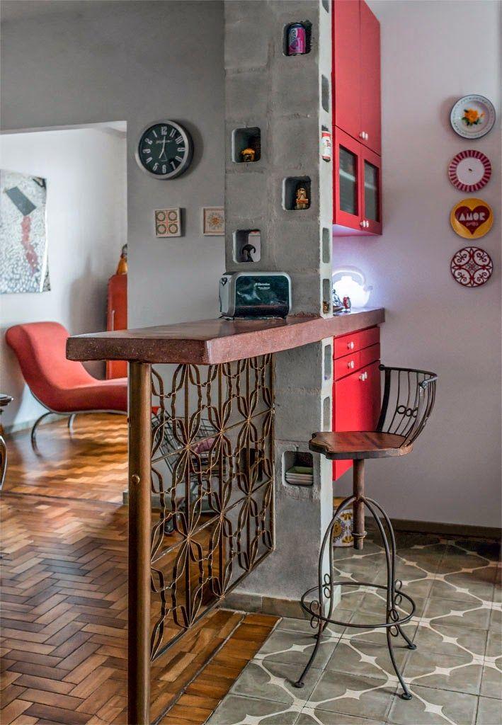 A casa brazuca architecture deco decoration e deco industrielle - Decorazione archi in casa ...