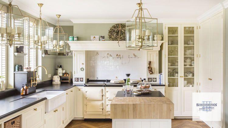 Keuken Ideeen Landelijk : Klassiek landleven keukens product in beeld startpagina voor