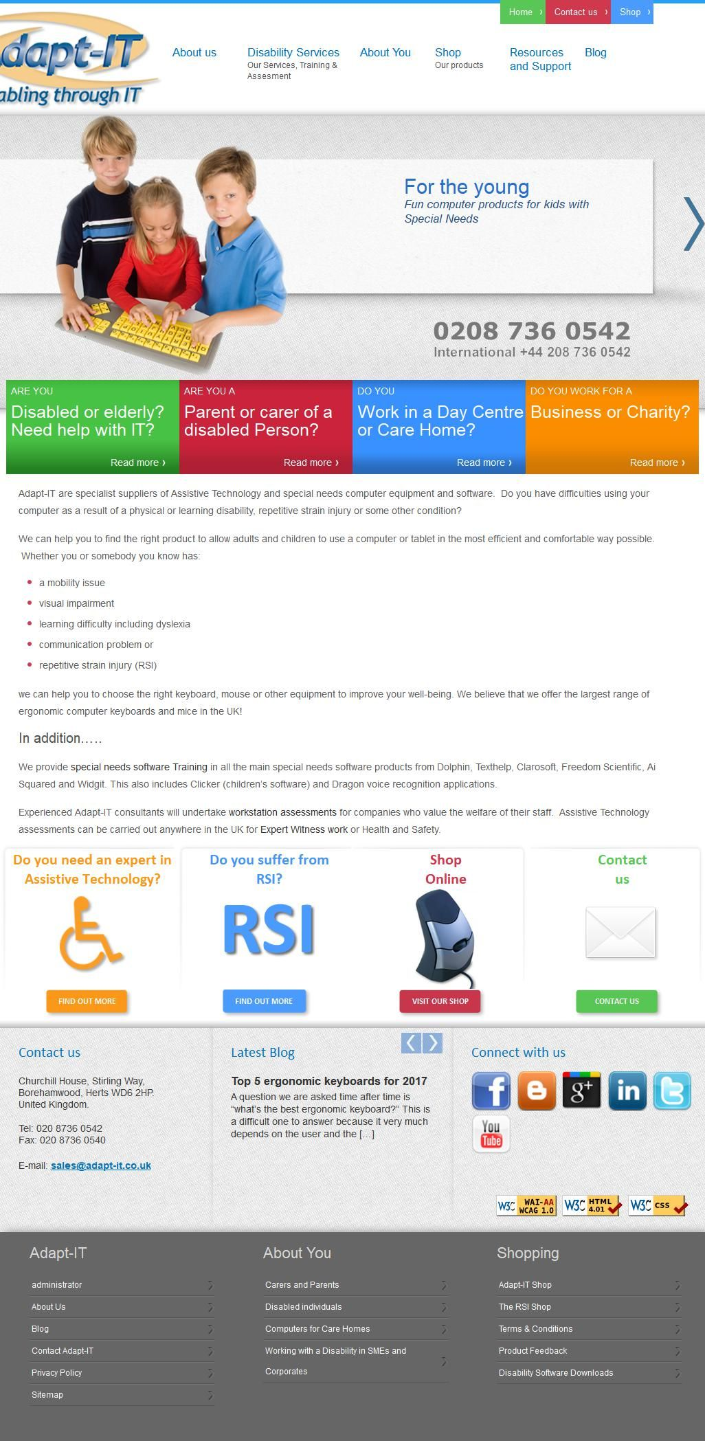 Adaptit disability special needs services churchill