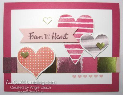 Heart happiness floating hearts - melon mambo Occasions Catalog - tarjetas creativas