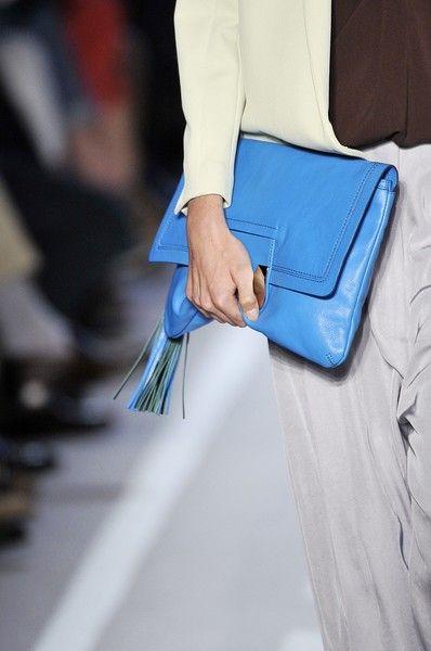 Oversized clutch - Diane Von Furstenberg