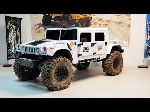 Jkrc Hummer H1 Production First Steps Video For Traxxas Trx4 Scx10 Traxxas Hummer Audi 1