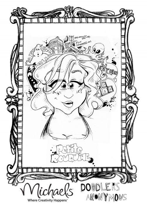 Showcase Draw Yourselfie