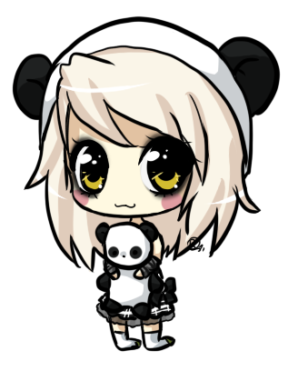 Baby Pandinha Kawaii Desenhos Fofos Anime Kawaii E