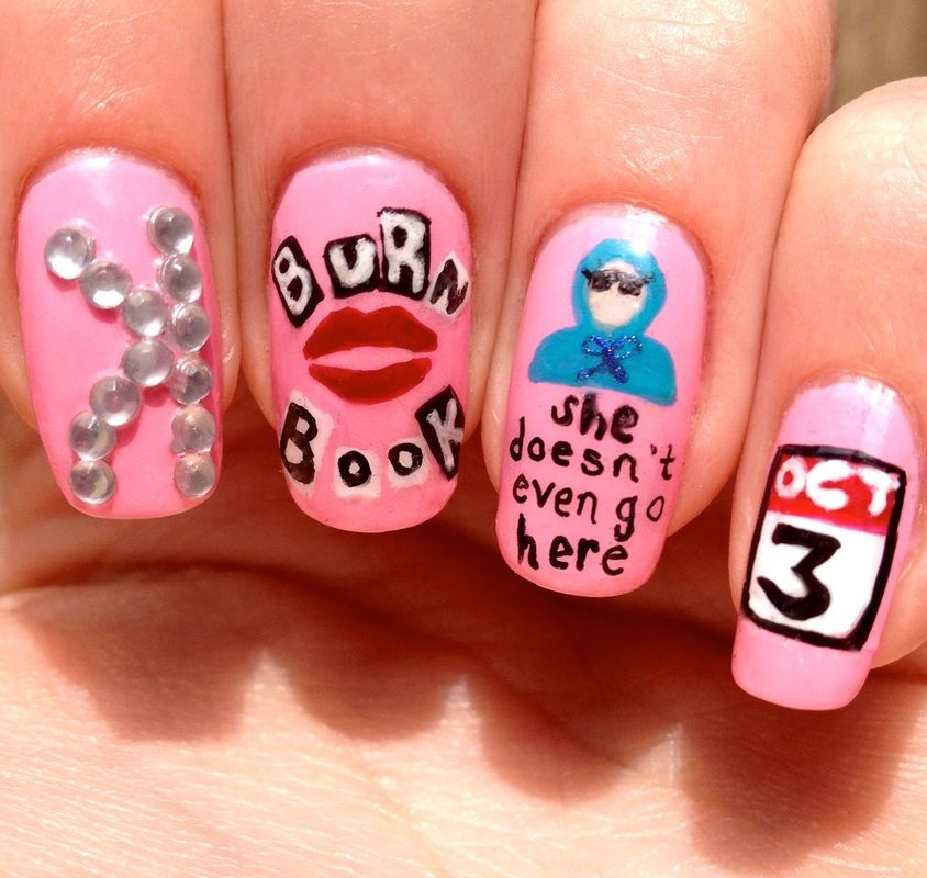 Girl Nail Designs - Girl Nail Designs Great Nail Art Design Pinterest Girls Nail