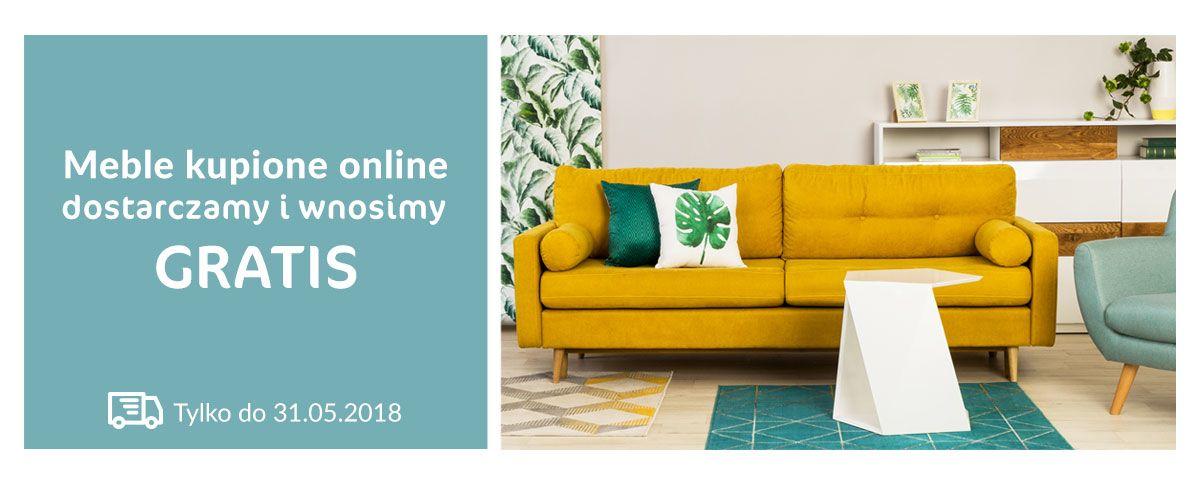 Darmowa Dostawa I Wniesienie Mebli Kupionych Online Juz Teraz W Agata Furniture Outdoor Furniture Outdoor Sofa