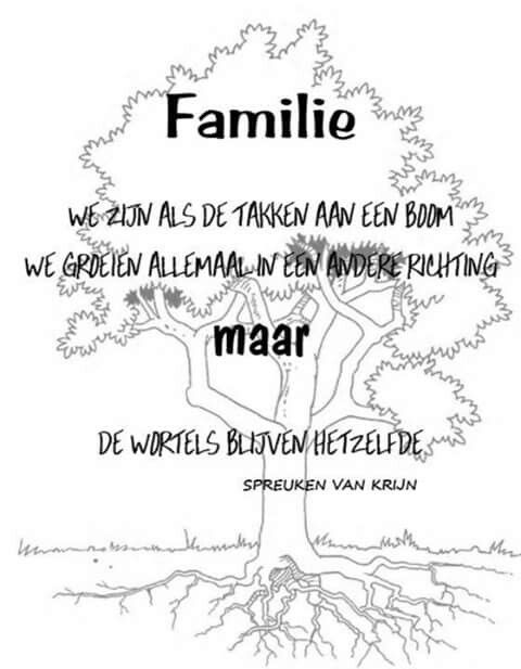 Citaten Over Familie : Familie leuke spreuken pinterest
