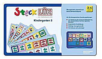 Kindergarten 5 (blau). . Geheftet – Buch