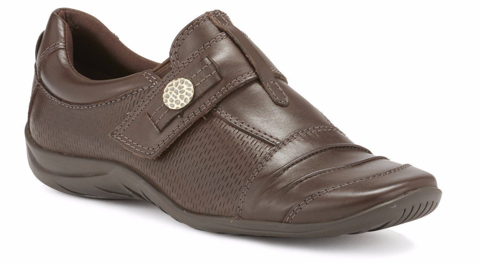 Aden: Brown Leather