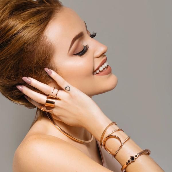 Zoey | Pinterest | Mauve nail polish, Mauve nails and Makeup
