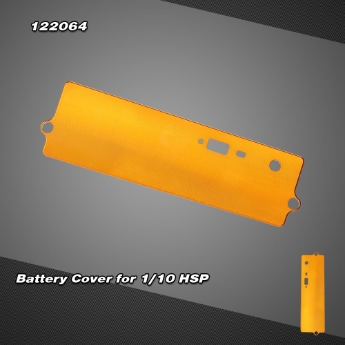 (6.2$)  Watch more here  - 122064 Upgrade Parts Aluminum Alloy Battery Case Battery Shell Battery Cover for 1/10 HSP 4WD RC Car