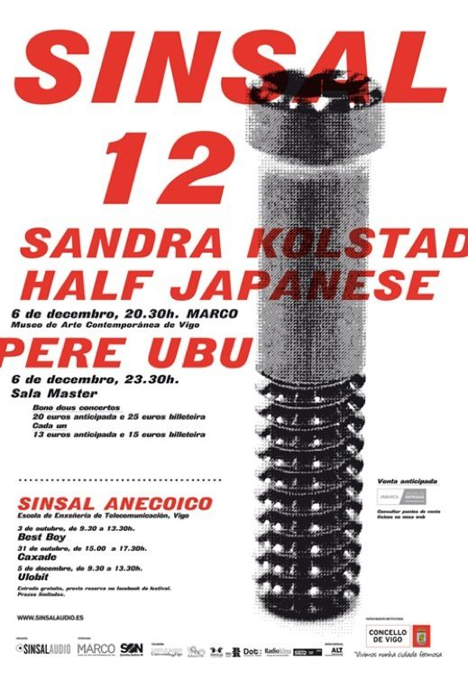 Pere Ubu and Half Japanese: Rock & Sound