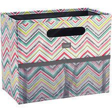 Thirty One Gifts FOLD N FILE Party Punch..... Fits perfect in the Organizing Utility Tote! Great for teachers!